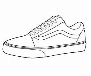 vans shoe drawings pe health pinterest van shoes With shoe drawing template
