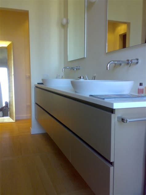 mobili bagno su misura mobili per arredo bagno realizzati in falegnameria su misura