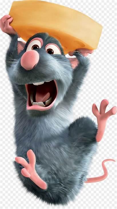 Ratatouille Disney Mouse Pixar Characters Mice Cartoon