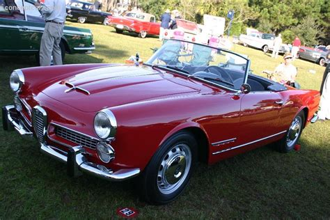 1959 Alfa Romeo by 1959 Alfa Romeo 2000 Spider Conceptcarz