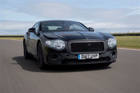 bentley continental first drive 2018 bentley continental gt prototype