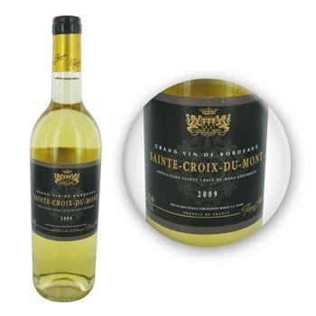 sainte croix du mont vin sainte croix du mont grand vin blanc 12 5 13 00 vol 2011 tous les produits vins blancs