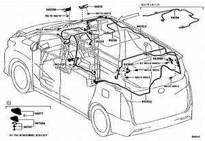 Toyota Alphard Engine Parts Diagram
