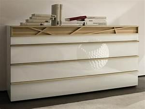 Commode Sur Pied : une commode design pour un int rieur vraiment parfait ~ Teatrodelosmanantiales.com Idées de Décoration