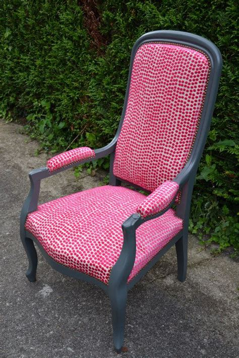 fauteuil voltaire 224 pois si 232 ges roses