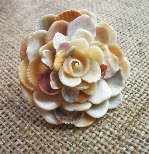 how to make seashell flowers seashell flowers seashell seashell flower beach living pinterest flower shell and