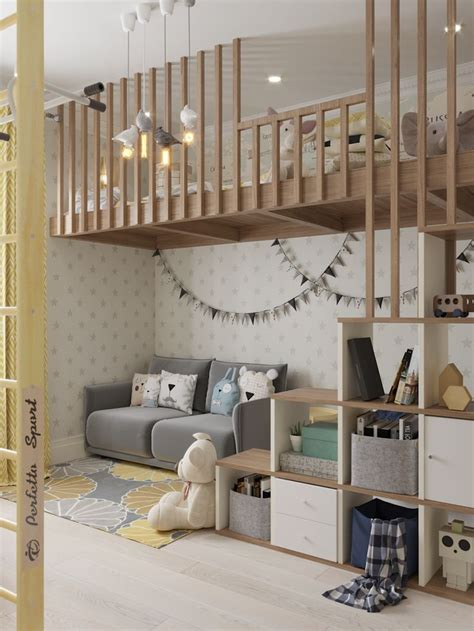 baby im schlafzimmer der eltern ideen fotografie kinderstil modern viertel hochbett kinder