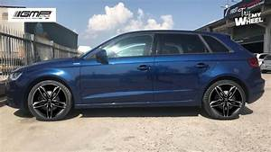 Audi A3 Sportback Alloy Wheels Simulation