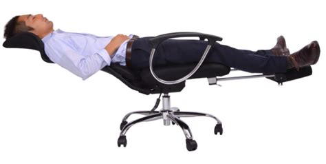 office chair turns into a bed gearnova