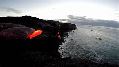 Lava Hawaii Seamless Endless Gifs