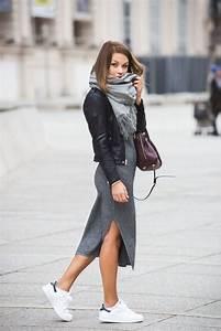 Look Chic Femme : 1001 id es comment porter des stan smith chaque jour mode femme ~ Melissatoandfro.com Idées de Décoration