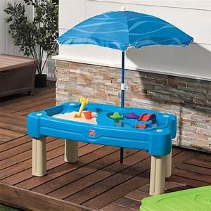 Sand Wasser Spieltisch : wasser sand spieltisch step 2 cascading cove wassertisch ~ Whattoseeinmadrid.com Haus und Dekorationen