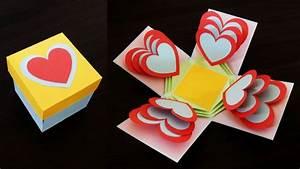 Heart Explosion Box