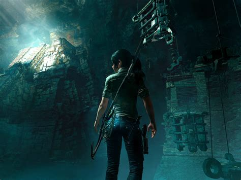 shadow   tomb raider  game poster preview
