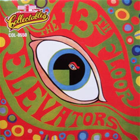 the 13th floor elevators the psychedelic sounds of the