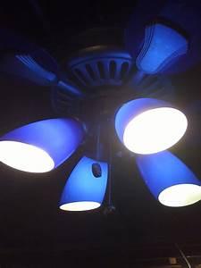 Light And Blue : blue ceiling fan google search ceiling fans pinterest home lighting ideas ~ Bigdaddyawards.com Haus und Dekorationen
