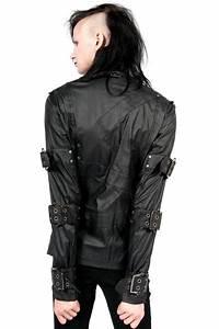 Aud Usd 5 Year Chart Lip Service Vintage Men 39 S Black Vegi Leather Straight Jacket