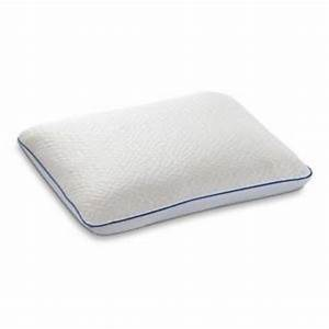 serta stay cool memory foam bed pillow white size With bed pillows that keep you cool