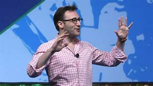 Simon Sinek | Renowned Leadership Expert | Bestselling Author