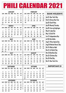 South Africa 2021 Calendar With Public Bank Office