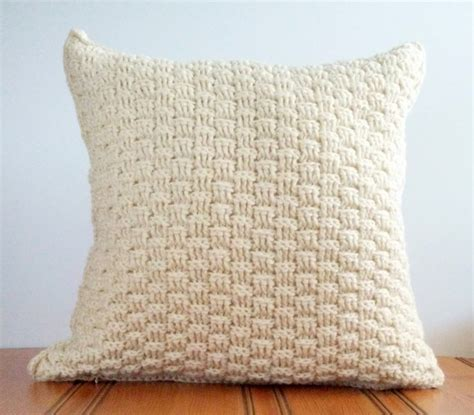 rustic throw pillows wool throw pillow cover 16x16 rustic pillow cover