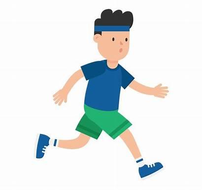 Clipart Jogging Exercise Cartoon Transparent Running Exercising