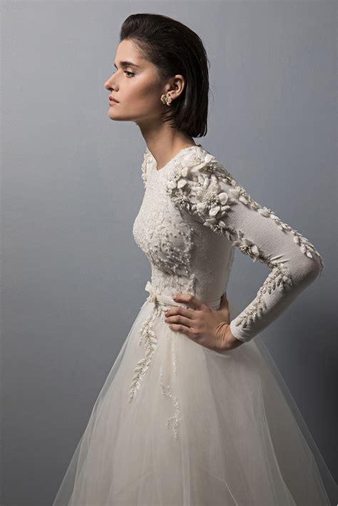 4 Incredible Israeli Bridal Designers To Watch In 2017