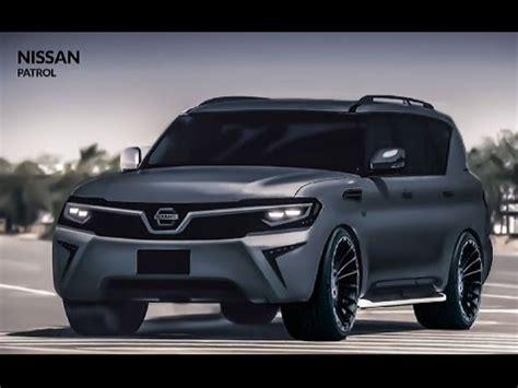 2020 Nissan Patrol by رائعة حقا Nissan Patrol 2018 2019 2020 предположения