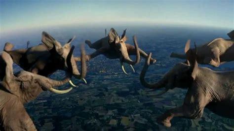 Funny TV Jingle Summer 2013 - Elephants Parachute Jump ...
