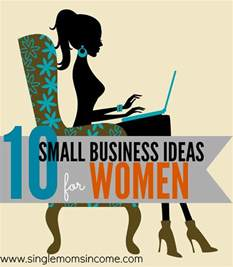 Home Business Ideas Single Moms