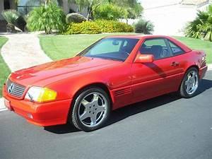 1992 Mercedes-benz 500sl 2 Door Roadster