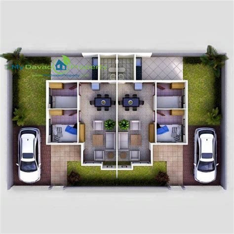 bungalow floorplans low cost housing at cambridge heights malagamot road