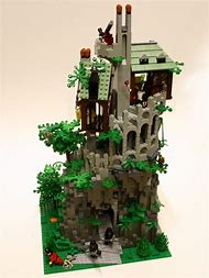 LEGO Wizard Tower
