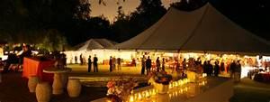 Outdoor Event Lighting Dallas Wedding Reception Lighting