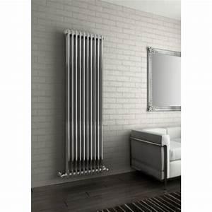 Radiateur Largeur 50 Cm : radiateur irsap tesi 3 chrom hauteur 1800 ~ Premium-room.com Idées de Décoration