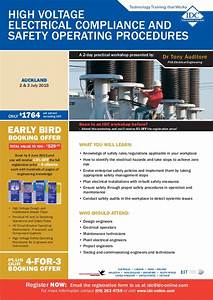 high voltage electrical compliance and safety operating With electrical safety procedures