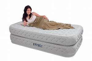 Lit D39appoint Gonflable Intex Suprme Bed 1 Personne