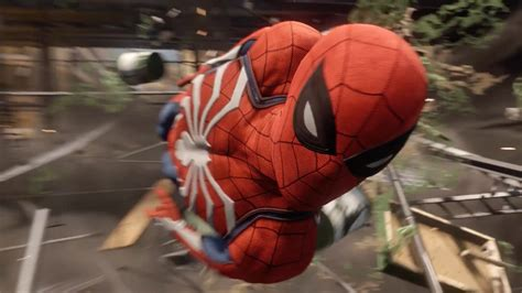 No New Spiderman Ps4 Footage At Game Awards Or Psx Gamespot