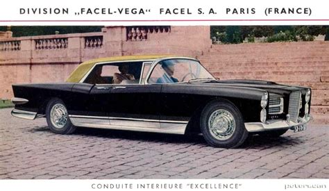 Facel Vega Excellence 1957 - The Truth About Cars
