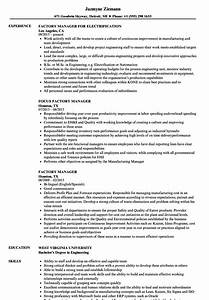 beautiful factory resume skills collection resume ideas With factory resume