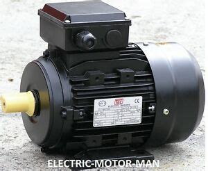 Motor Electric 220v 3kw by Electric Motor Single Phase 3kw 4hp 2 Pole 2800 Rpm