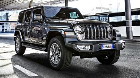 2019 Jeep Wrangler Detailed Ahead Of Euro Launch