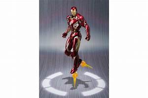 Iron Man The Avengers Age of Ultron S.H. Figuarts Iron Man ...