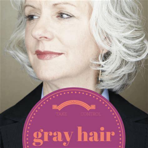 dr oz    rid  gray hair argan oil violet