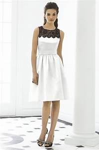 after six 6644 bridesmaid dress white matte satin love With white after wedding dress