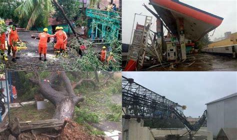 titli cyclone storm weakens  dead  andhra pradesh