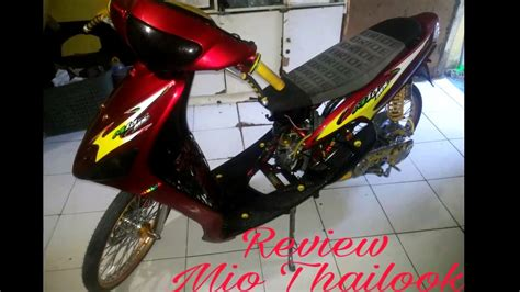 Thailook Style Mio by Review Mio Thailook Style