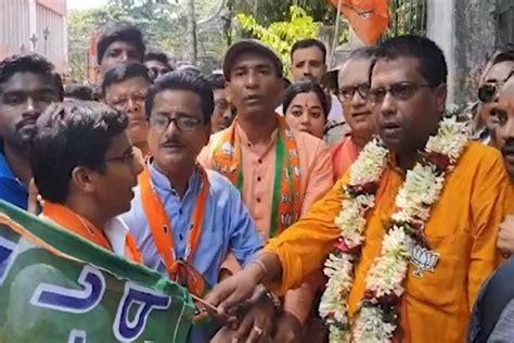 BJP candidate file nomination forthcoming lok Sabha ...