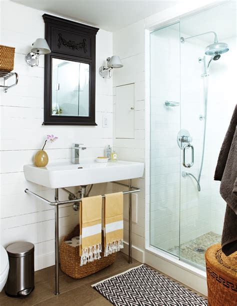 Modern Bathroom Designs On A Budget by House Home