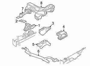 Audi Tt Engine Mount - 1j0199354h